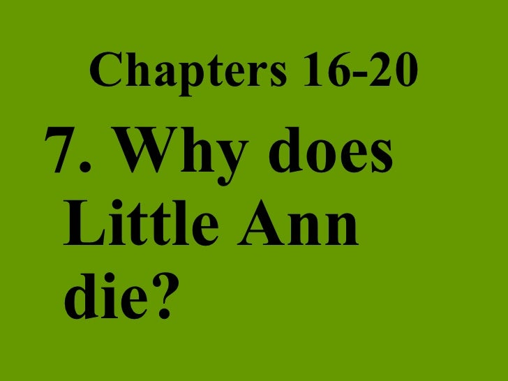 an analysis of old dan and little ann in where the red fern grows Where the red fern grows chapter 13 summary wilson rawls homework help old dan is at the base of the tree, barking wildly little ann, on the other hand, is still following the raccoon's scent get free access to this where the red fern grows study guide.