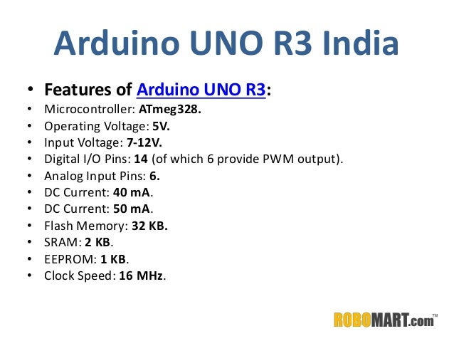 Buy arduino in india by robomart