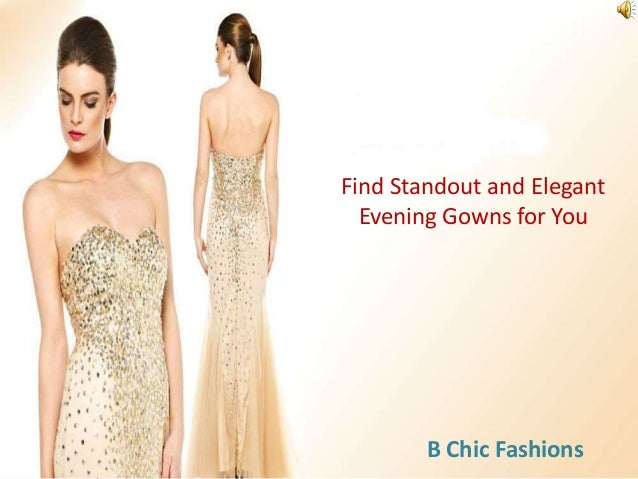 Where To Buy Evening Gowns
