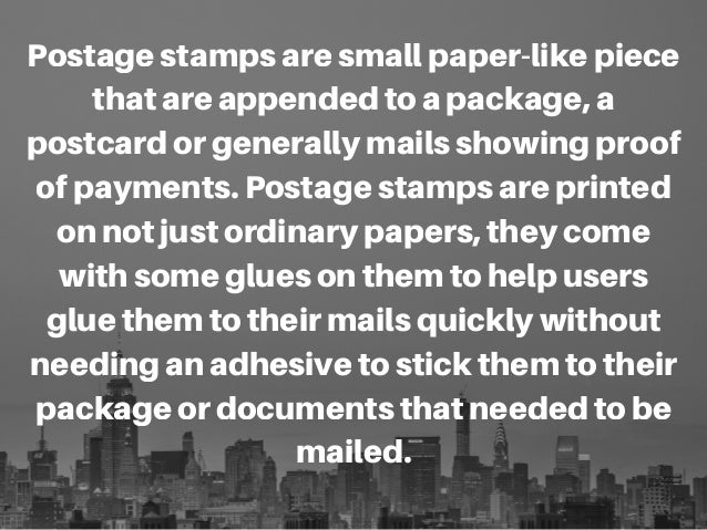 Where To Buy Postage Stamps Near Me