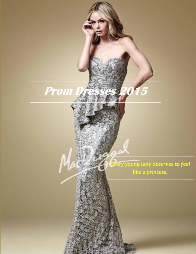 macdougall prom dress
