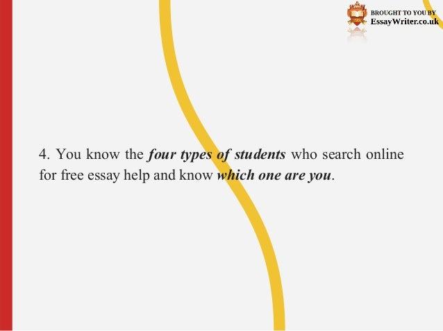 Get essays online