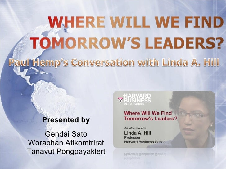 Gendai Sato Woraphan Atikomtrirat Tanavut Pongpayaklert Presented by