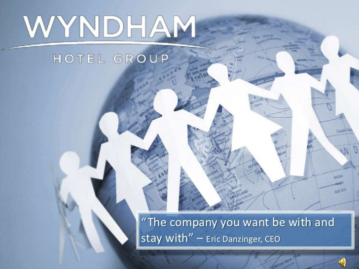 """The company you want be with andstay with"" – Eric Danzinger, CEO"