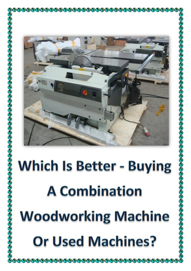 Excellent 28 Simple Combination Woodworking Machine | Egorlin.com