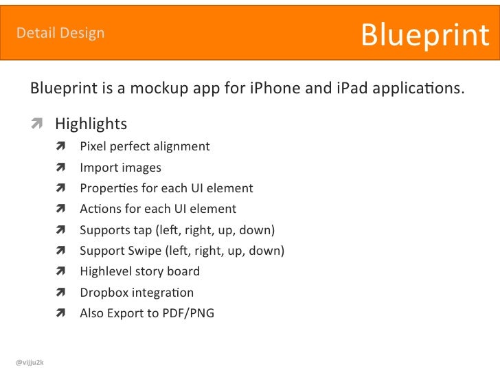 Whirlwind tour of mobile usability testing apps and services detail design blueprint vijju2k 21 malvernweather Images