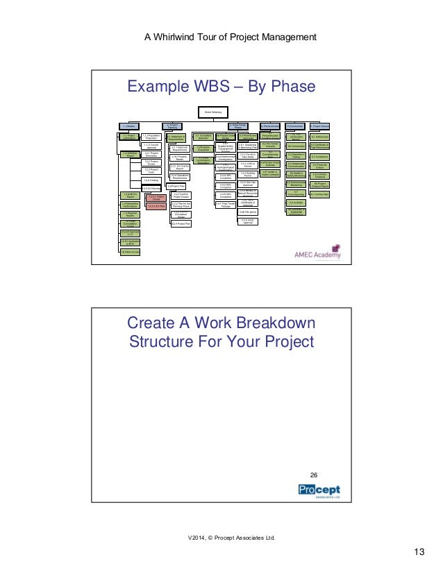 Leadership and project management thesis