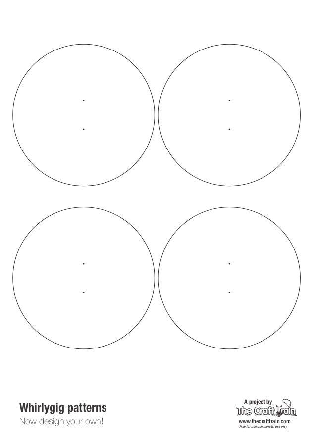 Whirlygig patterns