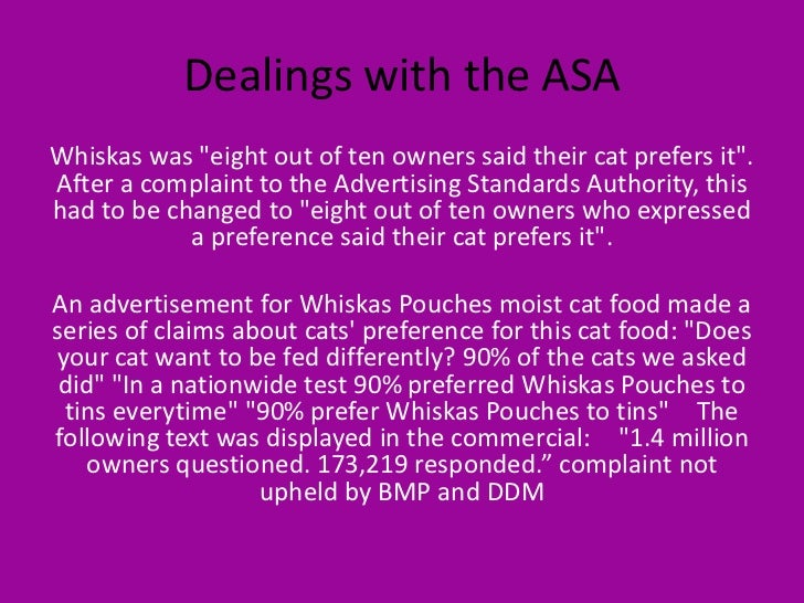 whiskas swot Bbb's business review for mars petcare us, inc, business reviews and ratings for mars petcare us, inc in henderson, nc.
