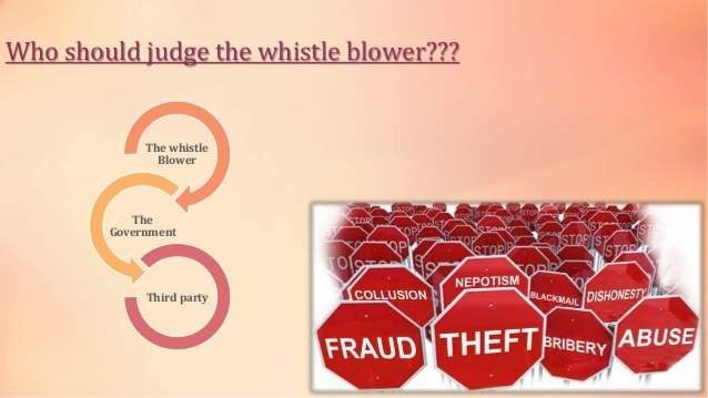 morality and whistle blowing The motive to blow the whistle underlies its morality i have always been intrigued by the philosophy of whistleblowing today's blog explores the philosophical underpinnings of whistleblowing as a moral act -- one of conscience and not motivated by self-interest a broad view of whistleblowing is the disclosure by organization.