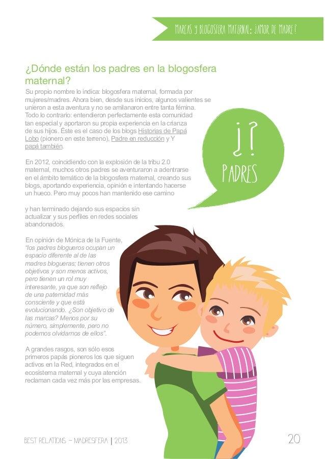 ?  MARCAS Y BLOGOSFERA MATERNAL: amor de madre ?  Las madres latinas en la blogosfera maternal Las madres latinas son una ...