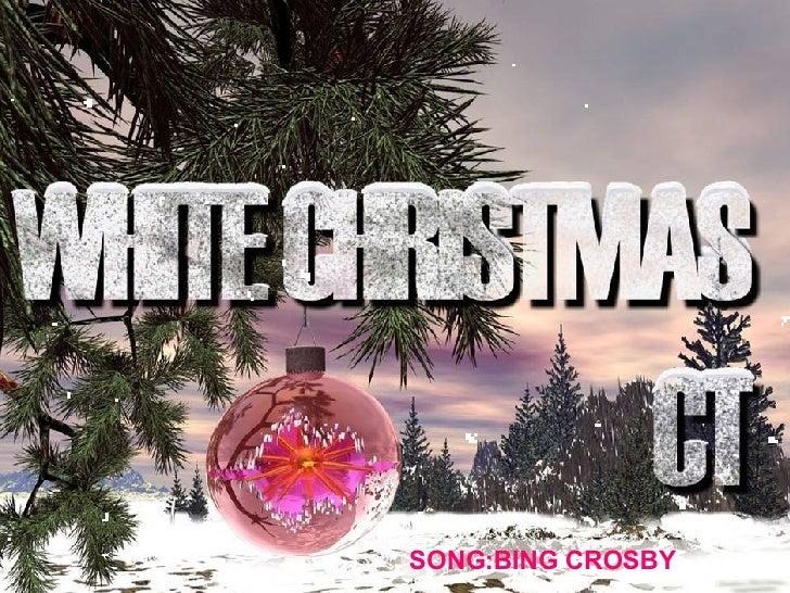 SONG:BING CROSBY