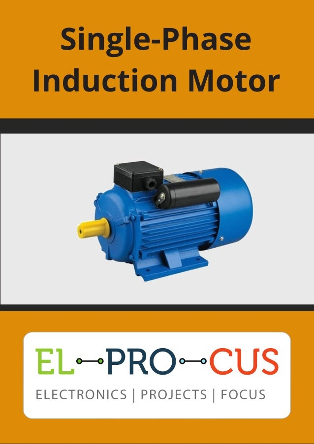 Learn About The White Paper On Single Phase Induction Motor