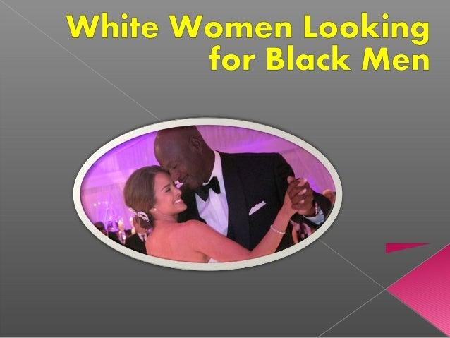 White women looking for men