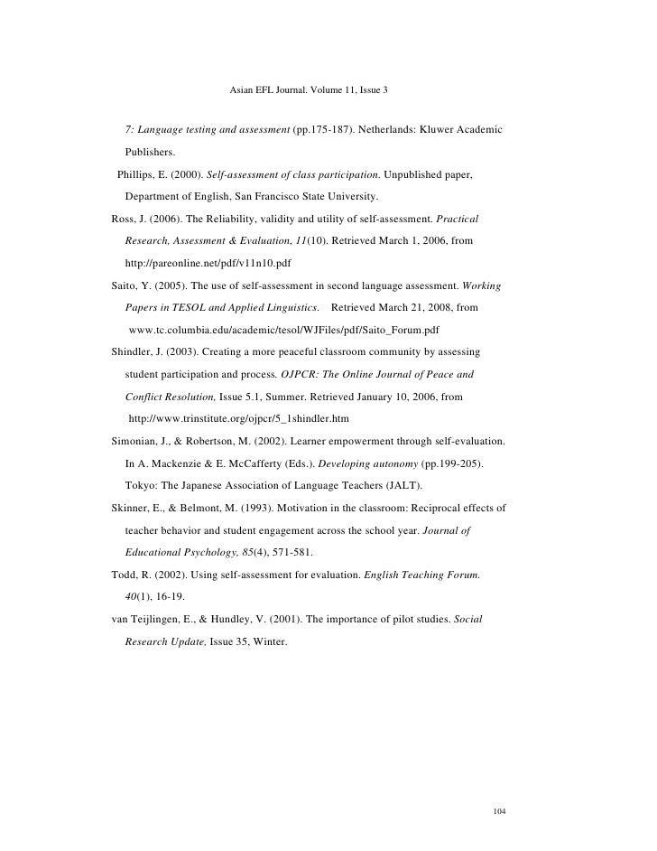 Dissertation stats