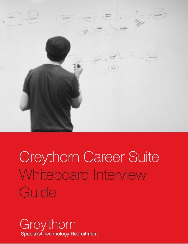 Greythorn Career Suite Whiteboard Interview Guide