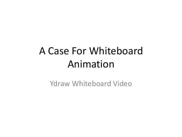 how to make a whiteboard animation video