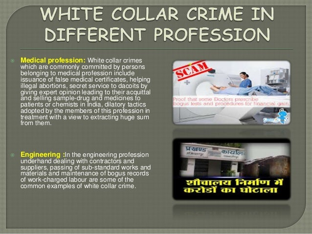 White Collar Crime By Waseem I Khan