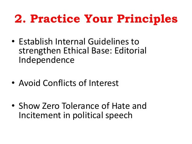 media guidelines for reporting on hatr groups