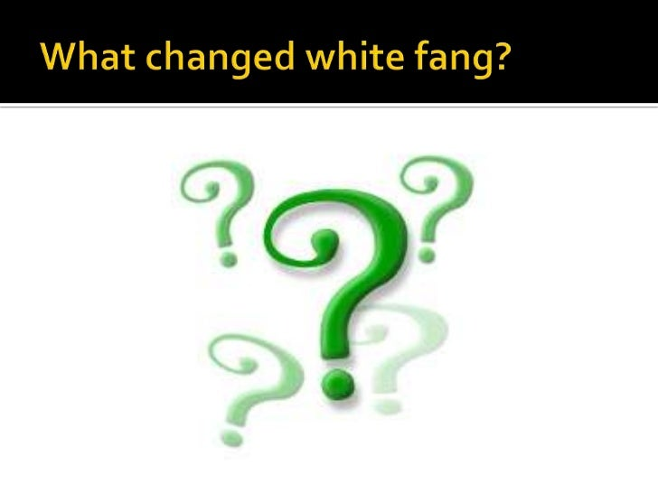 white fang thematic analysis Analysis of white fang by jack london english literature essay print reference this  disclaimer: this work has been submitted by a student this is not an example of the work written by our professional academic writers you can view samples of our professional work here.