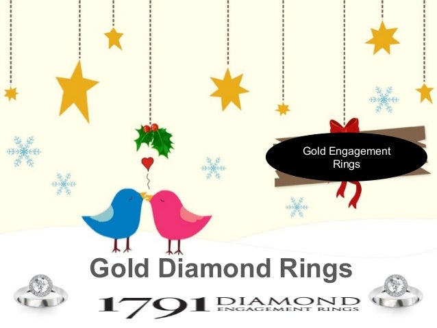 Page 1 Gold Diamond Rings Gold Engagement Rings