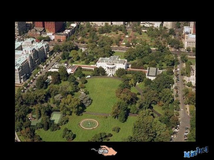 Visite de la maison blanche « White House Tour »