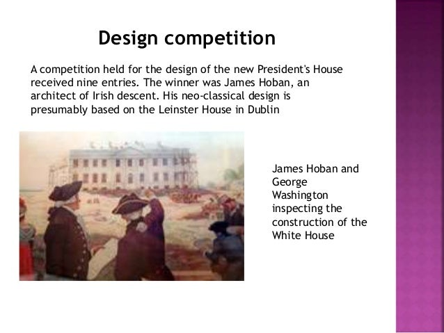 Construction  Construction started in 1792 and in 1800,  when the building was almost completed,  president John Adams mov...