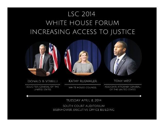 LSC.GOV @LSCTWEETS LEGALSERVICESCORPORATION