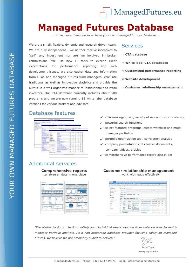 CTA databaseWhite label CTA databasesCustomized performance reportingWebsite developmentCustomer relationship management