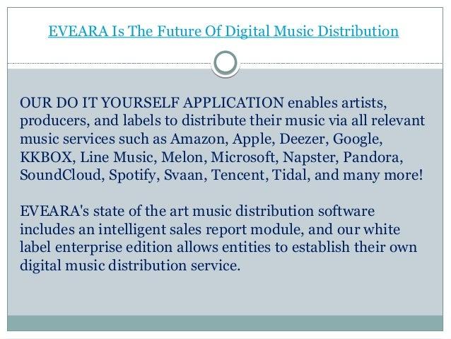 White Label Music Distribution - Trovoadasonhos