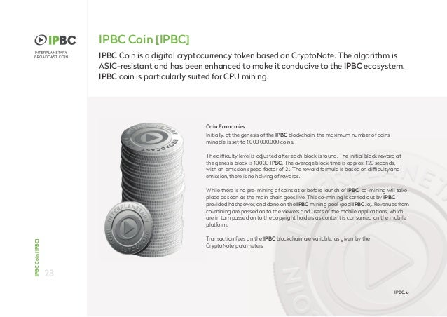 buy ipbc coin