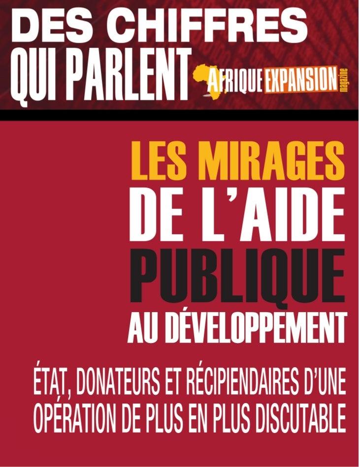 RIEN                                QUE                               AFRIQUE EXPANSION Magazine                          ...
