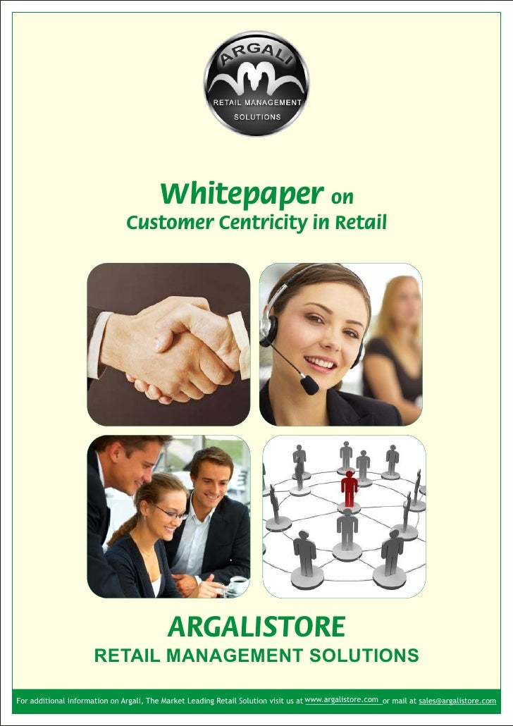 Whitepaper   crm in retail - retail management solutions
