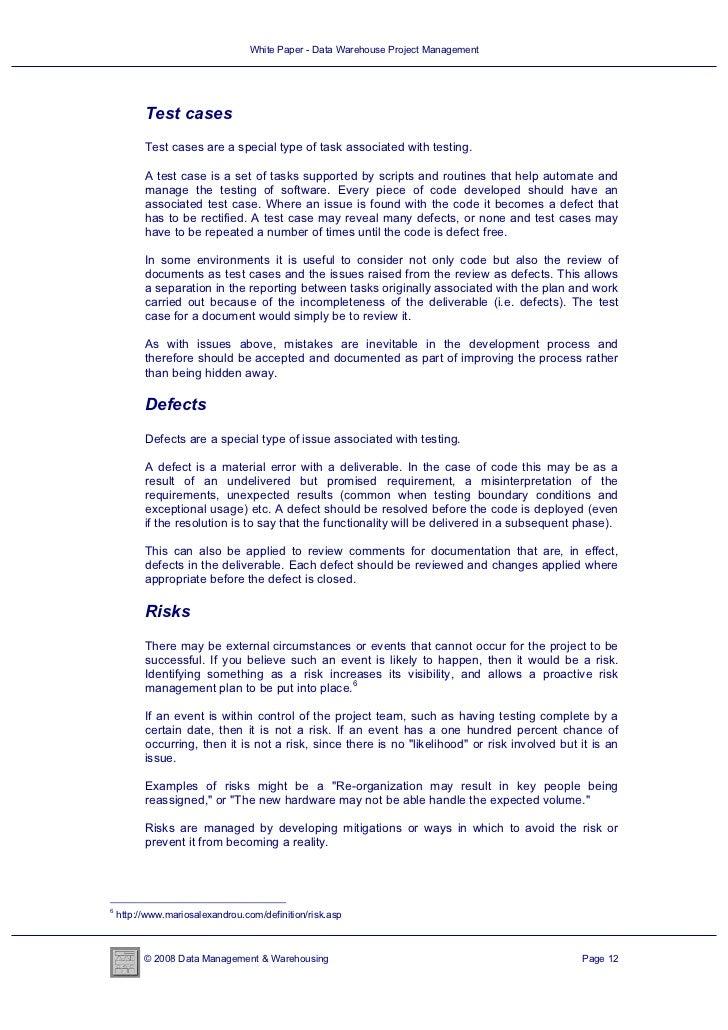 ... Management U0026 Warehousing Page 11; 12.