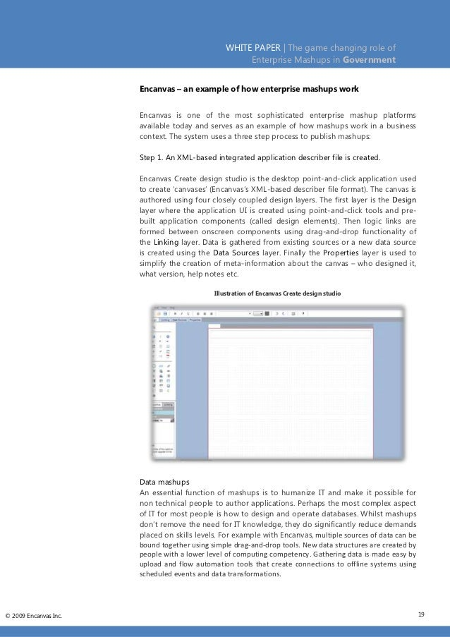 Doc.#590800: Sample White Paper Template – Sample White Paper