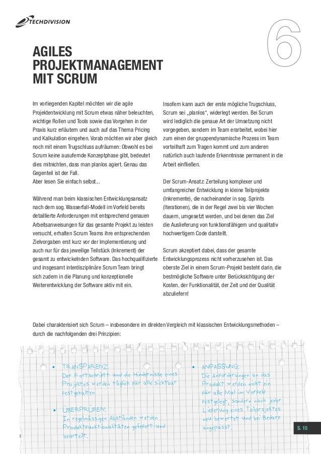 Whitepaper Modernes Projekt-Management (Kurzversion)