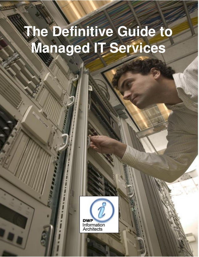 The Definitive Guide to Managed IT Services