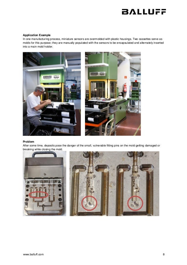 White Paper Mold-ID - Mold Management for Injection Molding with RFID