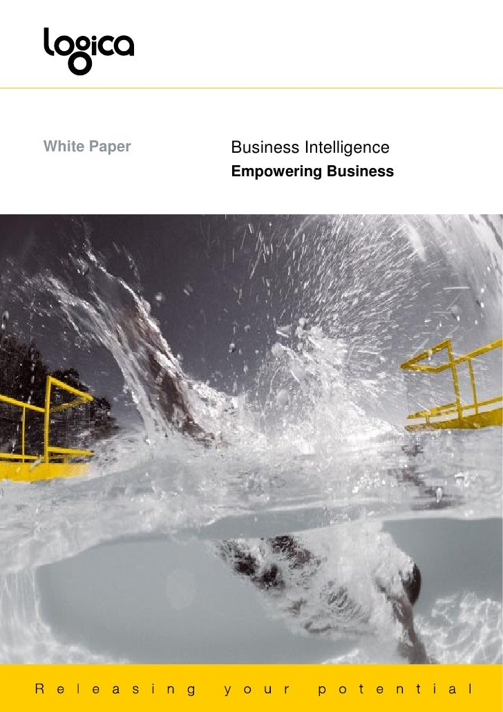 White Paper   Business Intelligence               Empowering Business