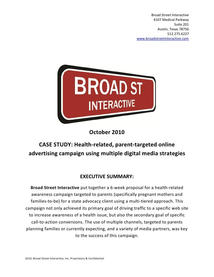 Broad Street Interactive                                                                          4107 Medical Parkway    ...