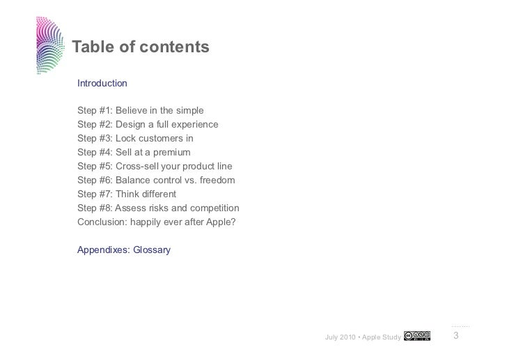 Apple Study: 8 easy steps to beat Microsoft (and Google) Slide 3