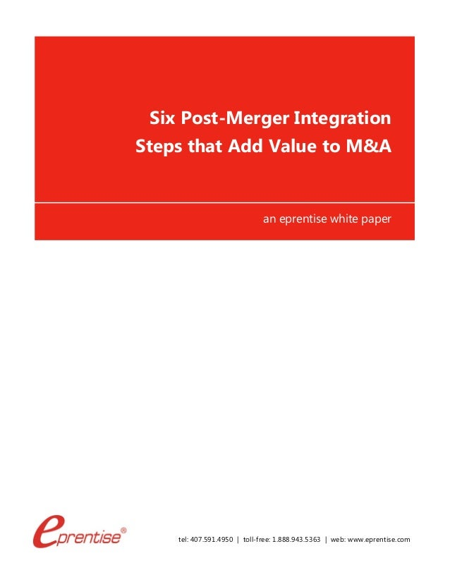 do mergers add value to business Acquisitions and takeovers when analyzing investment decisions the media business as telecommunications firms acquired entertainment firms after several leveraged buyouts towards the end of the decade failed why do merger waves crest.