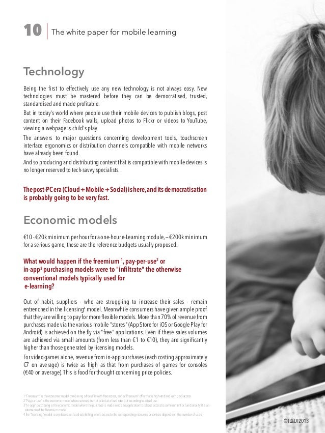 """thesis about mobile learning Mobile learning is concerned with a society on the move in particular, with the study of """"how the mobility of learners augmented by personal and public."""