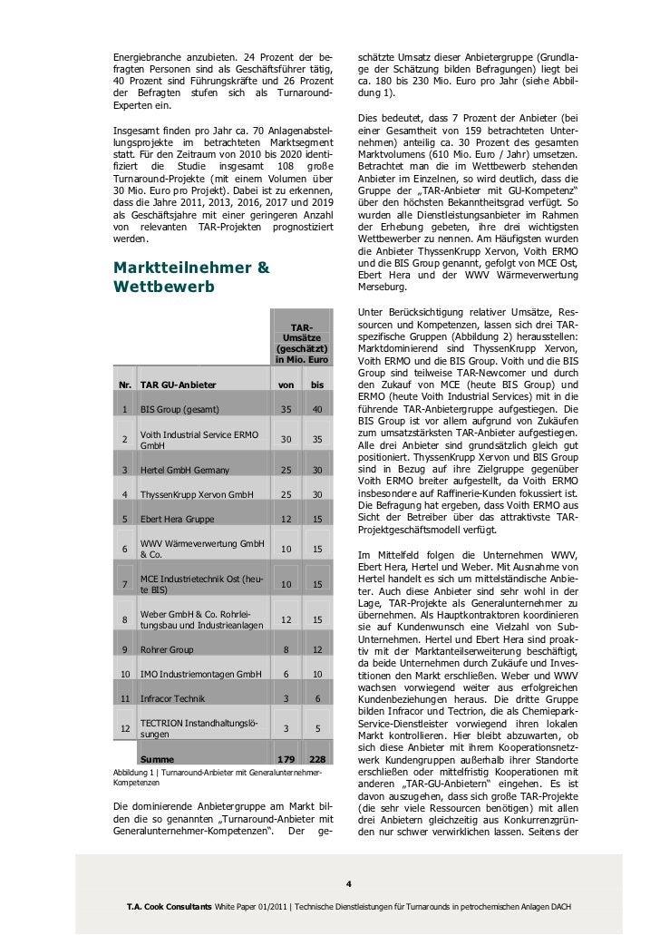 Energiebranche anzubieten. 24 Prozent der be-                    schätzte Umsatz dieser Anbietergruppe (Grundla-fragten Pe...