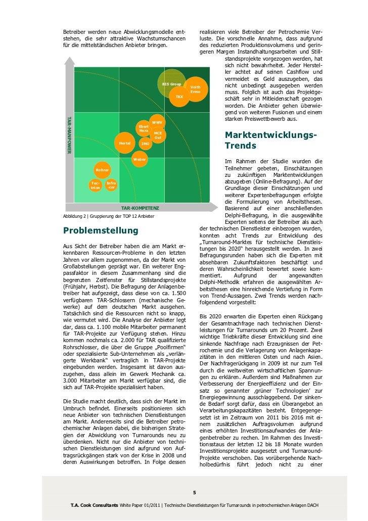 Betreiber werden neue Abwicklungsmodelle ent-                                 realisieren viele Betreiber der Petrochemie ...