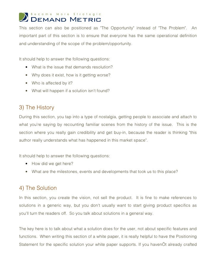 Design of writing research paper