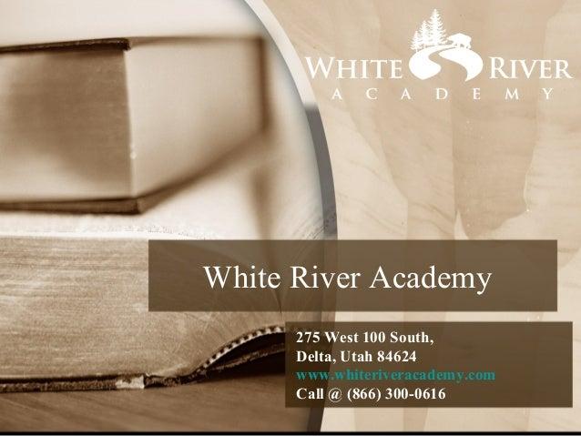 White River Academy Therapeutic Boarding School Utah
