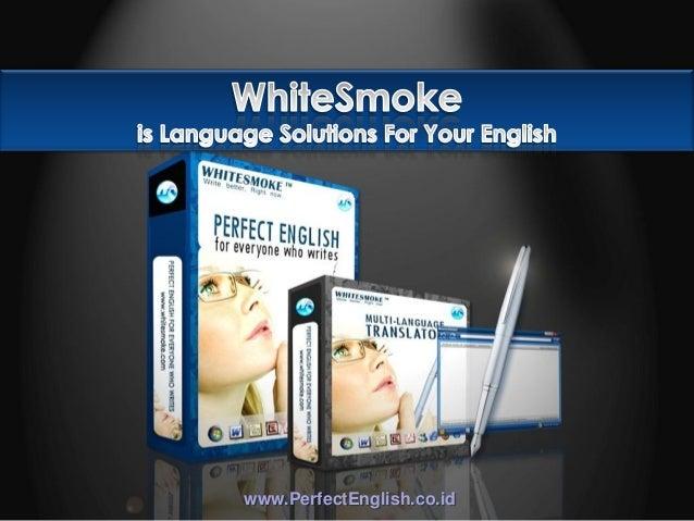 www.PerfectEnglish.co.id