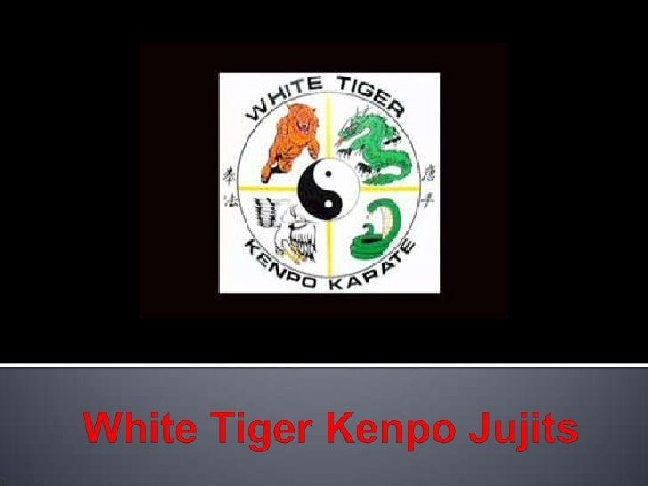 White Tiger Kenpo Jujits<br />