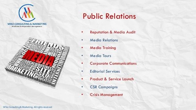marketing consulting company profile pdf